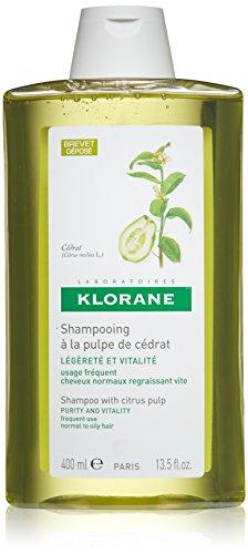 Klorane Shampoo with Citrus Pulp - Clarifying , 13.5 fl. oz.