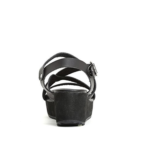 PRENDIMI by Scarpe&Scarpe - Plataformas cruzadas Negro