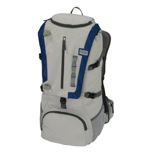 Wenzel Escape Large Internal Frame Pack (Grey), Outdoor Stuffs