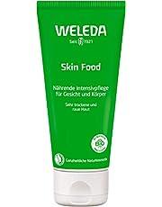 WELEDA Hautcreme Skin Food, reichhaltige Naturkosmetik Körpercreme zur Pflege von rauer, trockener und spröder Haut an Füßen, Händen und Ellenbogen
