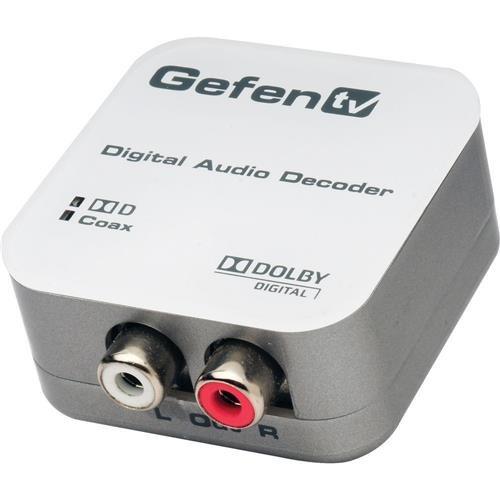Gefen Digital Audio Decoder (GTV-DD-2-AA) ()
