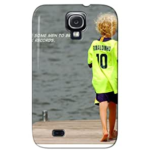 Slim Fit Design For Galaxy S4 Protective Case Navy O0tCSUBJwMM