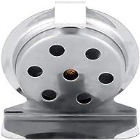 20 a 80 ℉ Termómetro de refrigerador Monitoreo de dial de acero ...