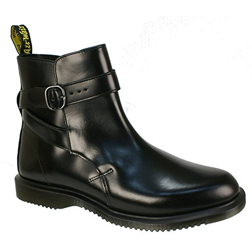 Dr.Martens Womens Teresa Leather Boots negro