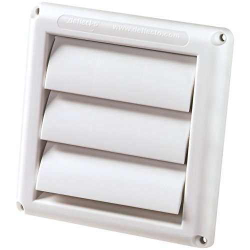 Supurr Vent Hood 4 Wh - Washer Dryer Vent