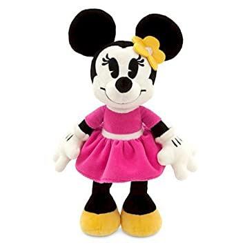 Disney Minnie Mouse Plush   Valentineu0027s Day   Small ...