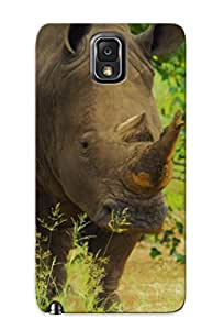 New Arrival Case Cover Rdjyco-3010-jpxdafg With Design For Galaxy Note 3- Animal Rhino Best Gift Choice For Lovers