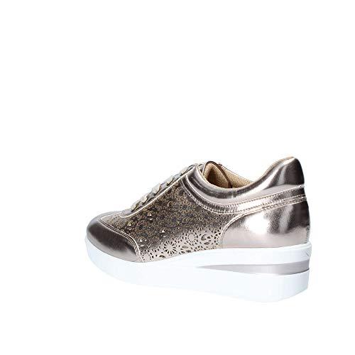 Rose Eté Gattinoni Printemps Sneaker Roma Ecoleather fwtYXa