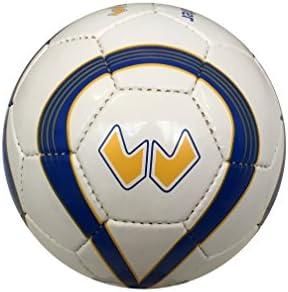Walter Kit kepper, guantes Portero + Balón (N ° 5)., ArancioFluo ...