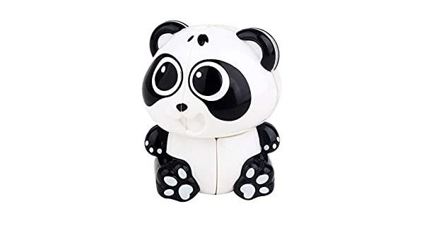 ESPLAY Llavero Speed Cube, Little Panda Colgante Puzzle Cube ...