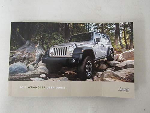 2017 Jeep Wrangler owners manual (Jeep Wrangler Owners Manual)