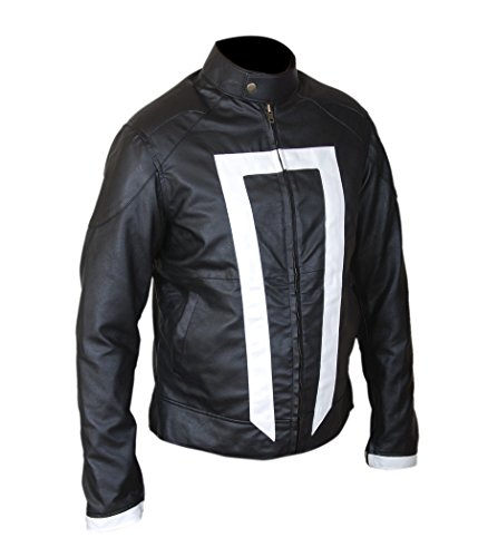 Rider Jacket F Ghost Luna Black amp;H Men's Gabriel HwYXZHq