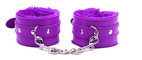 d6d0fc908a Jual Soft Fur Leather Handcuffs