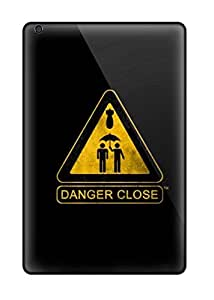 New Style Xianshishop Danger Close Premium Tpu Covers Cases For Ipad Mini