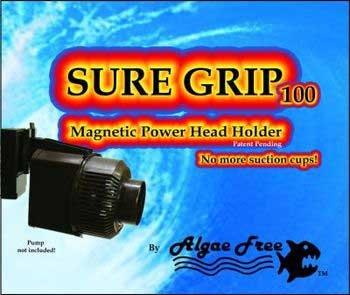 (Algae Free Llc AGF56104 Sure Grip 100 Magnt Holder)