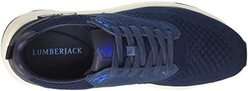 Lumberjack Blu Uomo Sneaker Bluesky Detroit Navy nFFfr8qx7w