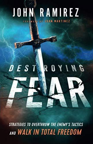 Destroying Fear by Baker Pub Group/Baker Books