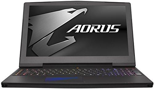 AORUS X5 v7-KL4K3D (i7-7820HK, 16GB RAM, 256GB NVMe SSD + 1TB HDD, GTX 1070 8GB, 15.6