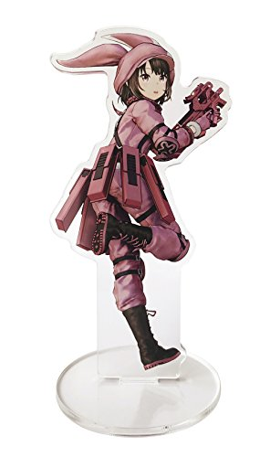 Wildforlife Anime Sword Art Online Alternative Gun Gale Online Acrylic Desk Decoration Figure (LLENN)