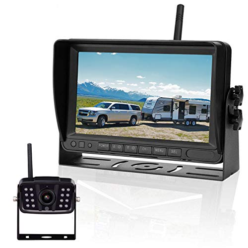 wireless back up rv camera - 6