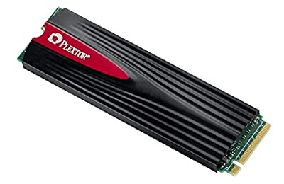 Plextor Model PX-256M9PeG 256GB M9Pe M.2 2280 NVMe PCI-Express 3.0 x4 3D NAND Internal Solid State Drive SSD with Heatsink from Lite On