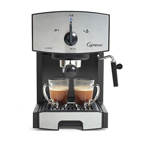 Espresso & Cappuccino Machine by Capresso