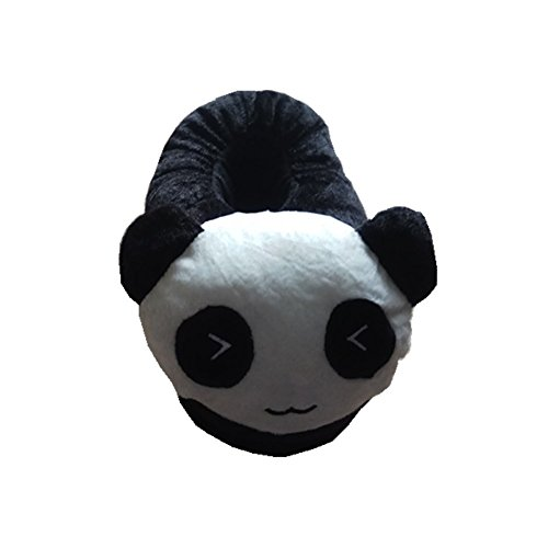 Winter Cute Plush Shoes Cartoon Soft Slipers Panda Warm Slippers qx4w15x