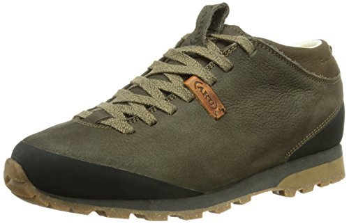 AKU Bellamont Plus Shoe - Men's Dark Brown, 9.5