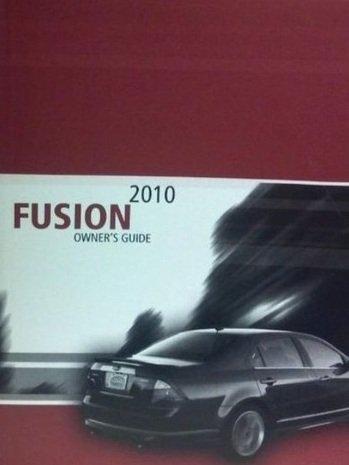 Radio Service Manual (2010 Ford Fusion Owner Manual (Includes Radio Controls))