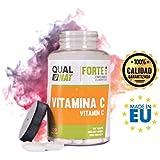 Vitamina C de 840mg - Suplemento alimenticio de vitamina C que ayuda a aumentar las defensas y con un alto contenido en antioxidantes - 120 comprimidos