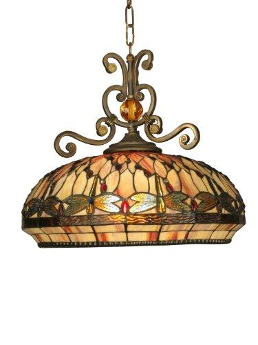 Rococo Pendant Light in US - 7