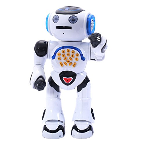 Costzon 1018A Infrared RC Robot Intelligent Sing Dance Read Story Remote Control Toy