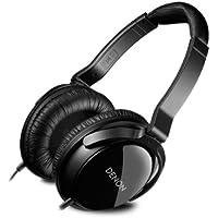 DENON AH-D310 Black | Over-Ear Stereo Headphones (Japan Import)