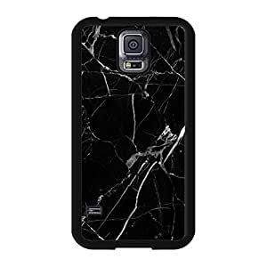 Samsung Galaxy S5 I9600 Case,Classic Style Marble Pattern Shell Case Soft TPU+Hard PC Cover for Samsung Galaxy S5 I9600