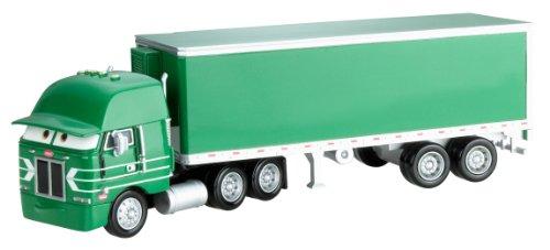 amazoncom disneypixar cars gil hauler toys games - Disney Cars Toys Truck