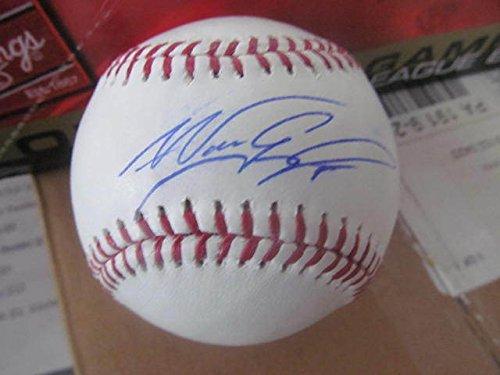 Nomar Garciaparra Red Sox/Dodgers Signed MLB Baseball (Nomar Garciaparra Red Sox)