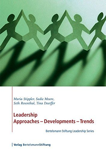 Leadership: Approaches, Developments, Trends by Mary Stippler (2011-10-21)