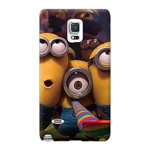 AlissaDubois Sumsang Galaxy S3 Mini Scratch Protection Phone Cases Unique Design Nice Cartoon Movie 2014 Series [rfV1577DGQc]