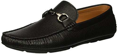 Unlisted by Kenneth Cole Men's Ian Driver Driving Style Loafer, Black, 13 M US