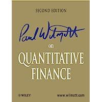 Paul Wilmott on Quantitative Finance: 3 Volume Set