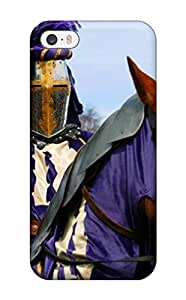 Cleora S. Shelton's Shop 5050724K11665015 Awesome Case Cover/iphone 5/5s Defender Case Cover(knight On Horse)