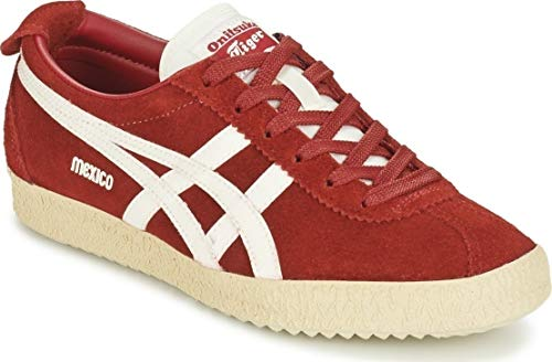 Sneakers Tiger slight Mexico Red white Delegation Onitsuka Unisexe Adulte Basses p7Rtpq