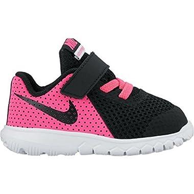 2e979cc1d9 Nike New Baby Girl's Flex Expericence 5 Athletic Shoe Pink Blast/Black 9