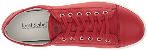 Josef Seibel Damen Sina 11 Fashion Sneaker rot
