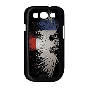 flag eagles chile Samsung Galaxy S3 9300 Cell Phone Case Black Gimcrack z10zhzh-3310630
