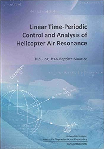 Linear Time-Periodic Control and Analysis of Helicopter Air