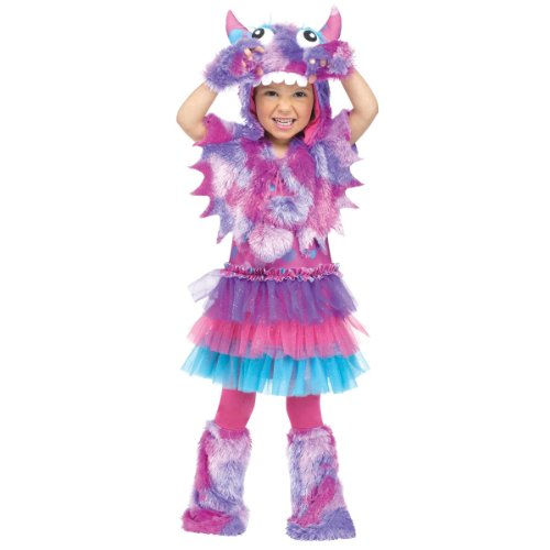 Fun World Costumes Baby Girl's Polka Dot Monster