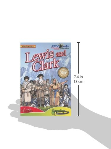 Lewis and Clark (Bio-Graphics) by Brand: Abdo Publishing Company (Image #1)