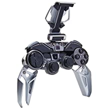 Mad Catz Mad Catz L.Y.N.X.9 Mobile Hybrid Controller with Bluetooth Technology for Android Smartphones and Tablets, and PC - Gloss Black
