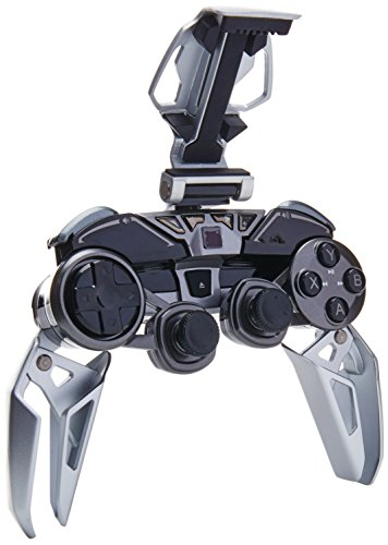 - Mad Catz L.Y.N.X.9 Mobile Hybrid Controller with Bluetooth Technology for Android Smartphones, Tablets and PC - Gloss Black